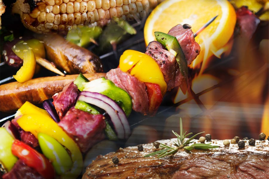 barbeque package villa seminyak by premier hospitality asia